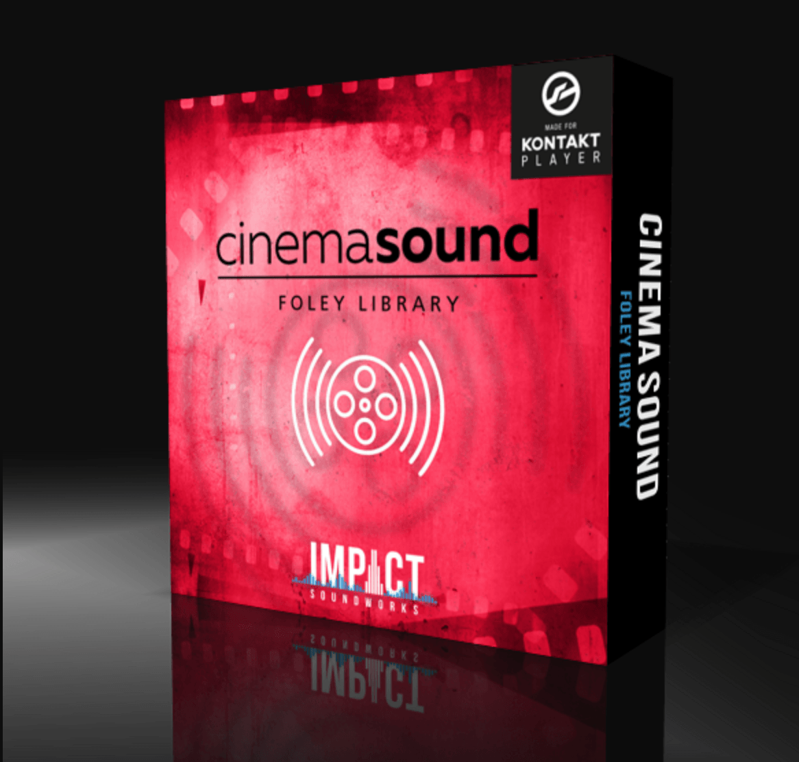 Cinema Sound Foley Library has Arrived!
