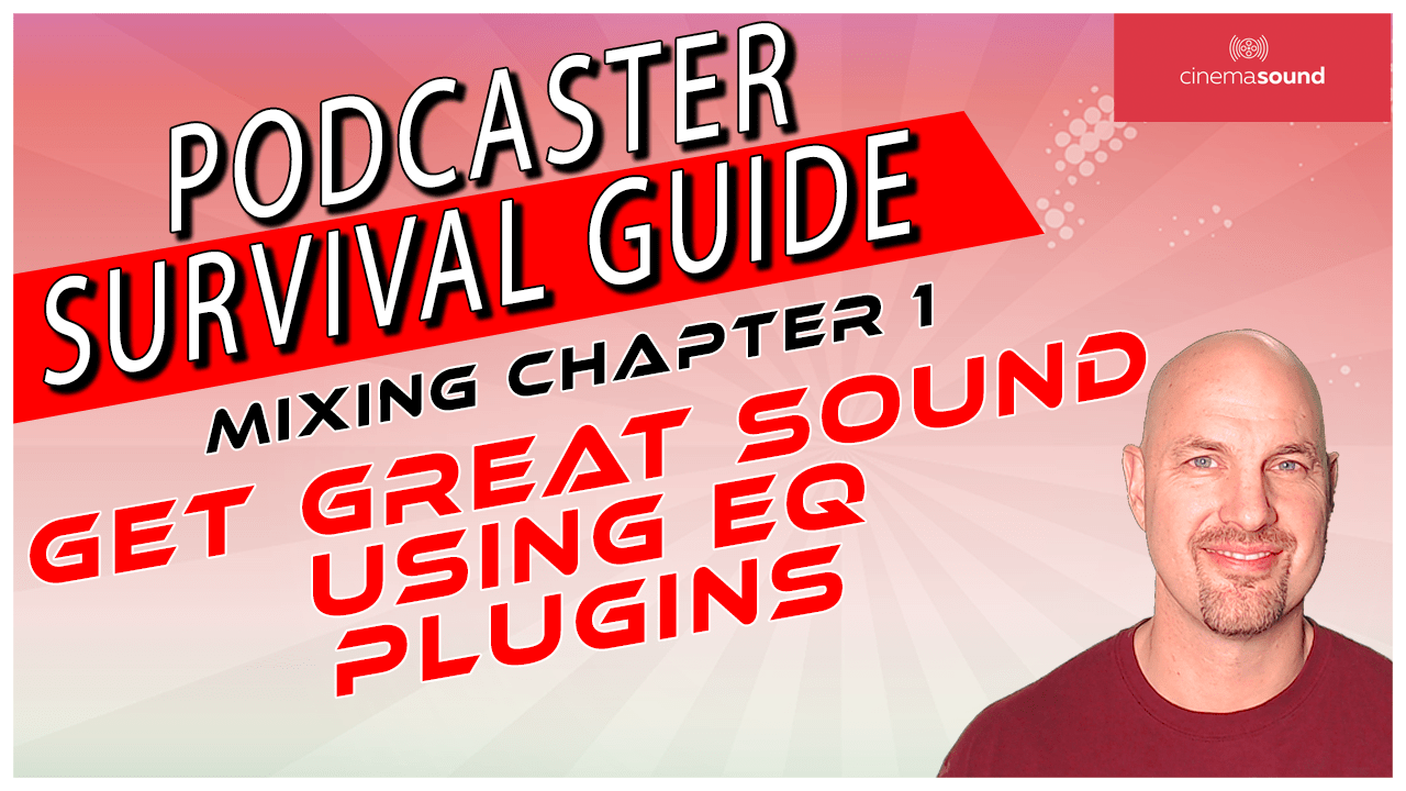 Podcaster Survival Guide Now Streaming