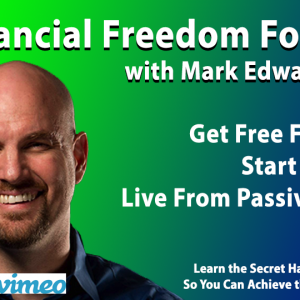 Disruptive Strategies The Financial Freedom Formula
