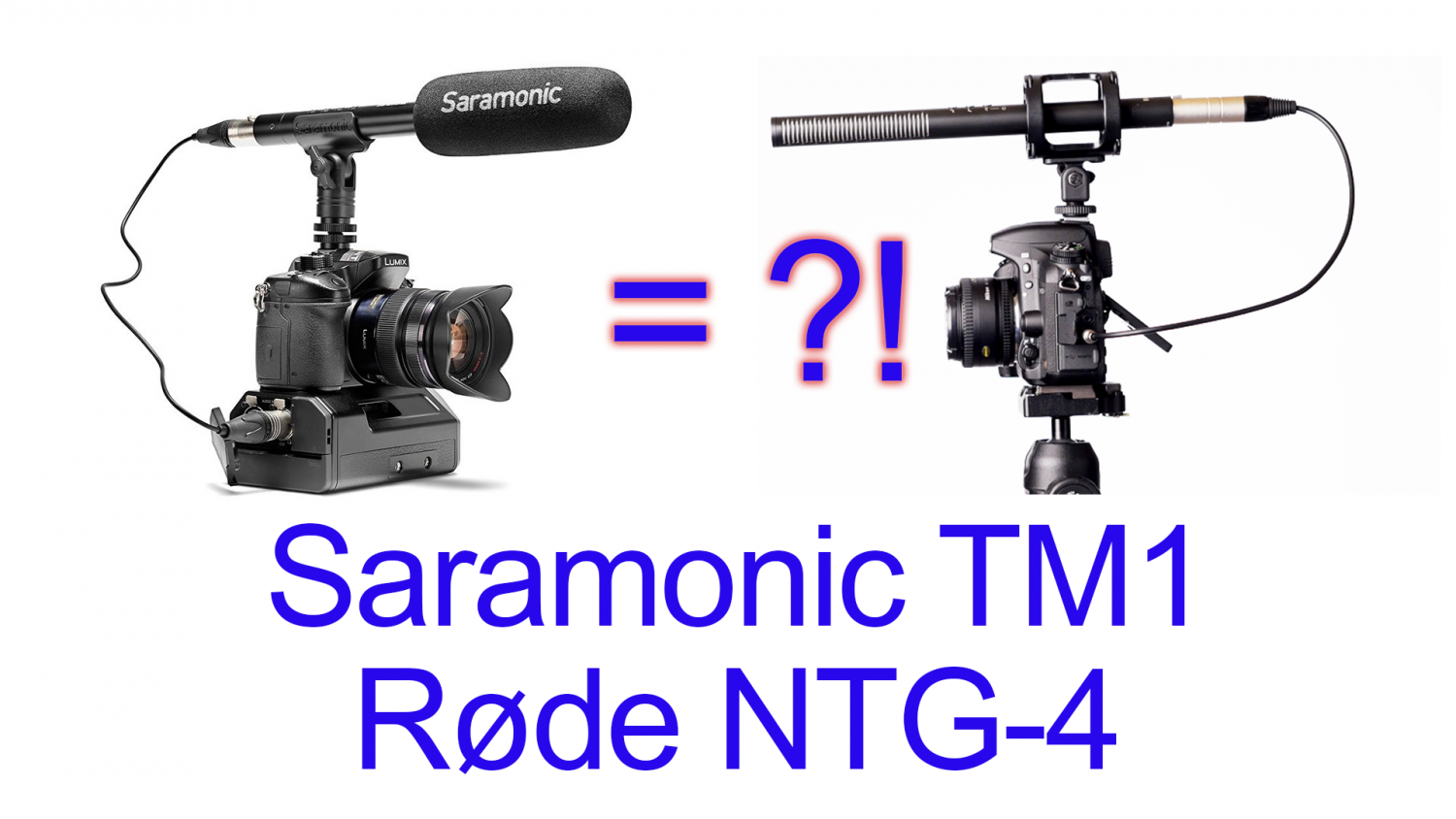 Replacing Your NTG-4 with a TM-1?!?