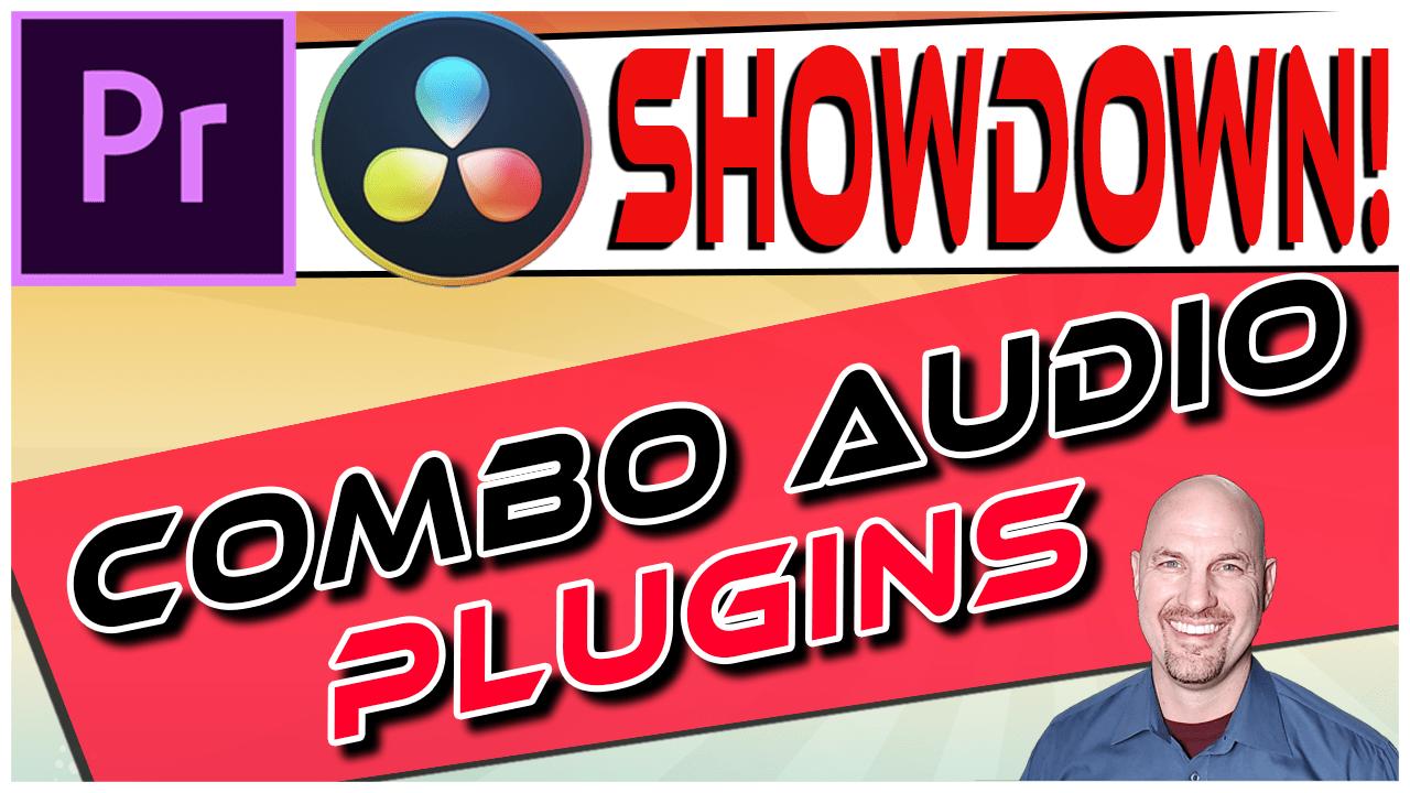Premiere Vs. Resolve SHOWDOWN: Best Audio Combo Plugin