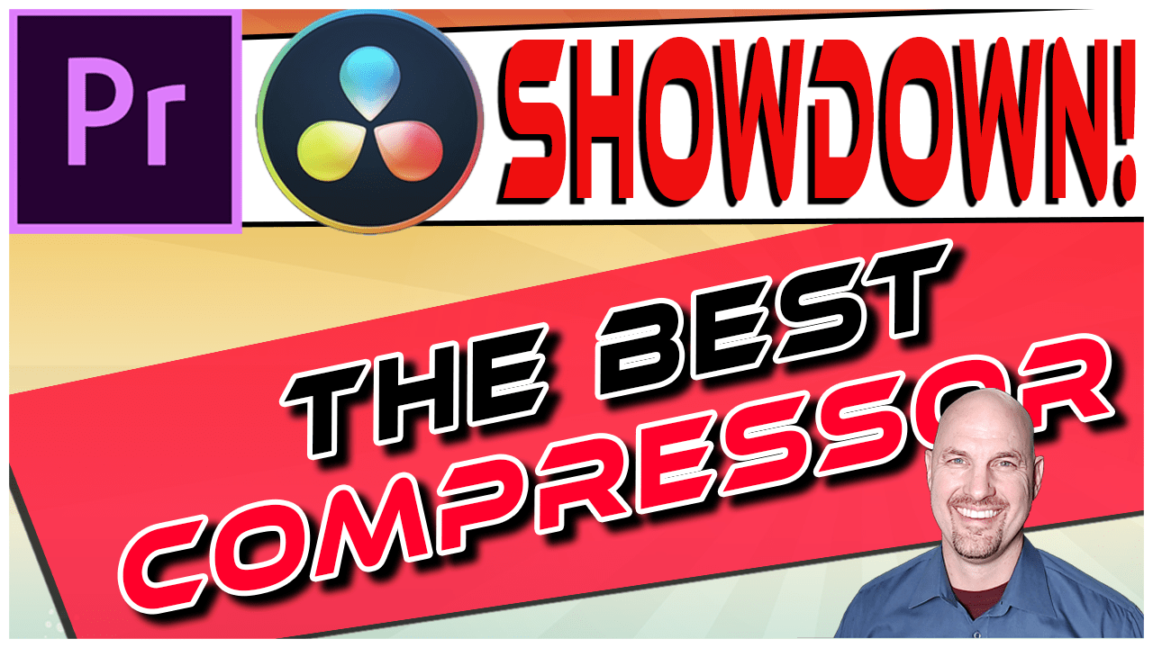 Premiere Vs. Resolve SHOWDOWN: Best Compressor