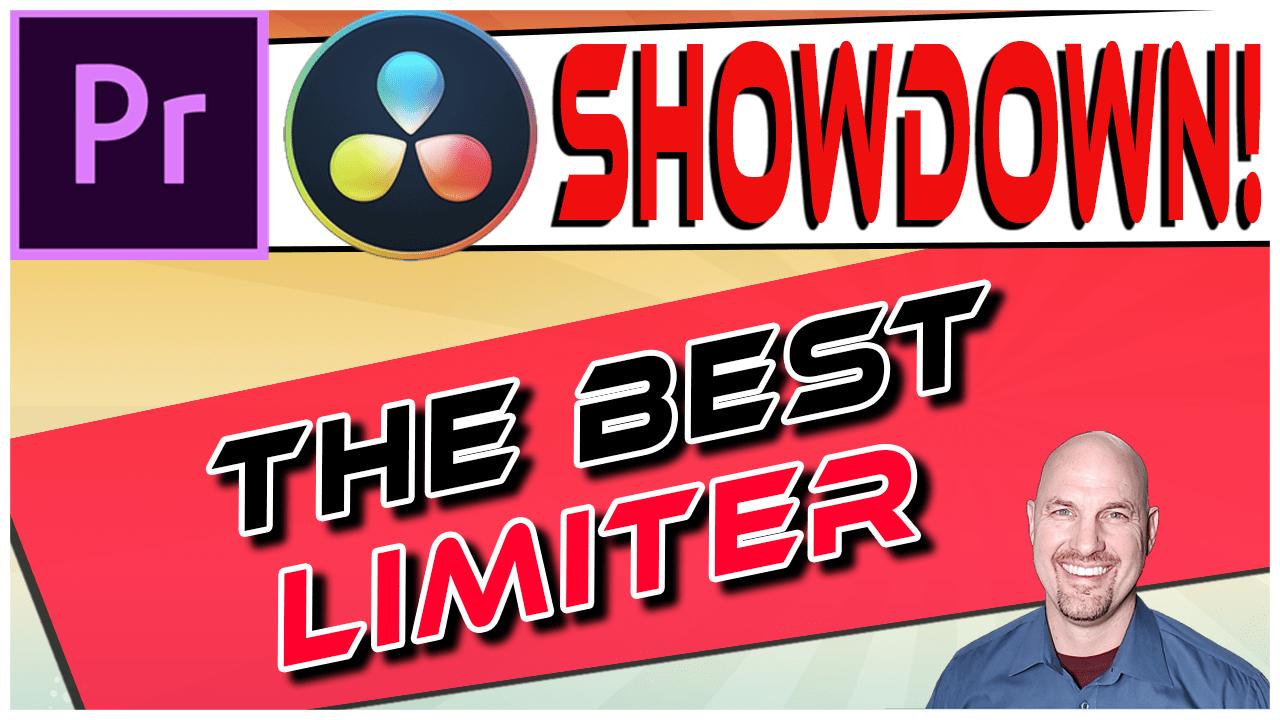 Premiere Vs. Resolve SHOWDOWN: Best Limiter